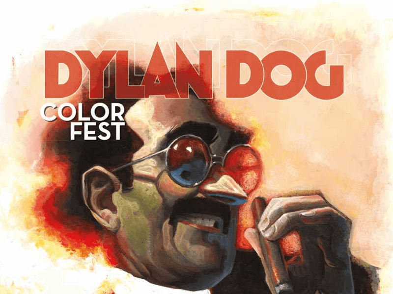 Groucho Primo – DYD Color Fest n.30