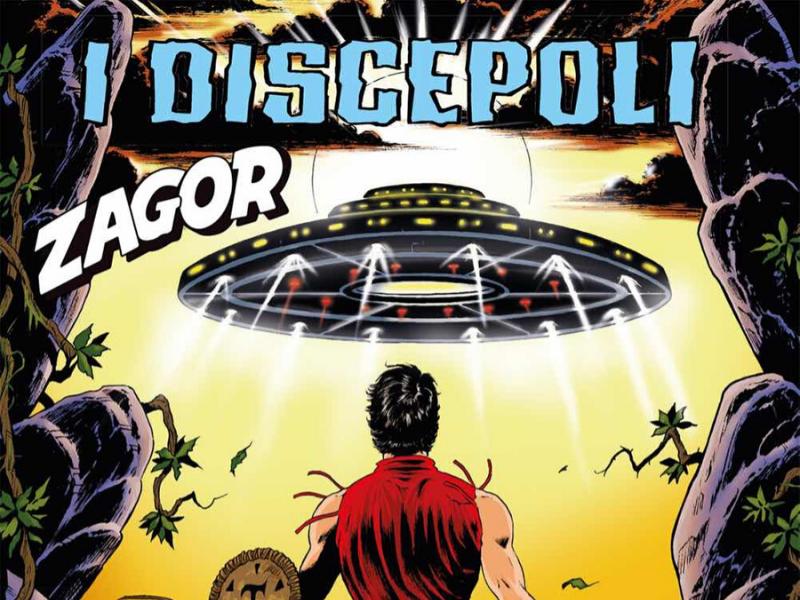I discepoli- Zagor n.649 (agosto 2019)