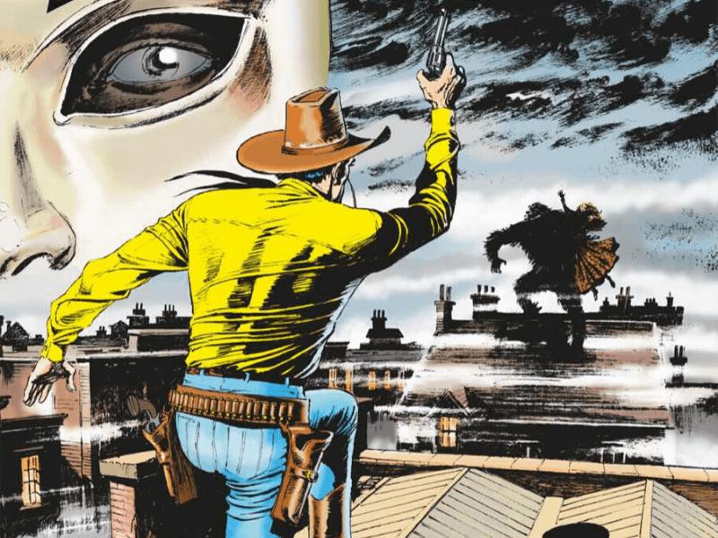 La maschera di cera – Tex n.705 (luglio 2019)