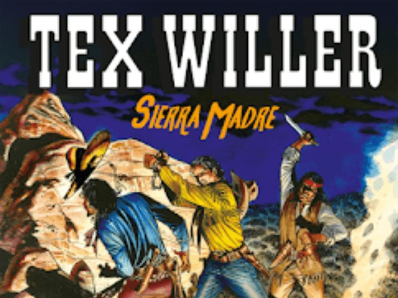 Sierra madre – Tex Willer n.9 (luglio 2019)