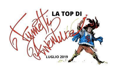 La TopFA di luglio 2019 -Bonelli