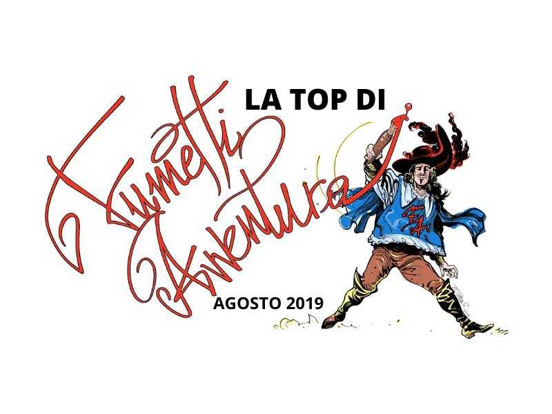 La TopFA di Agosto 2019 – Bonelli