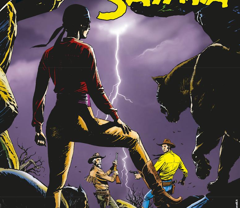 La figlia di Satania – Tex n.707 (settembre 2019)
