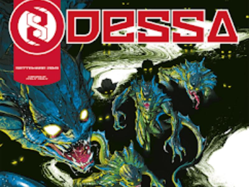 Dall'abisso – Odessa n.4 (agosto 2019)