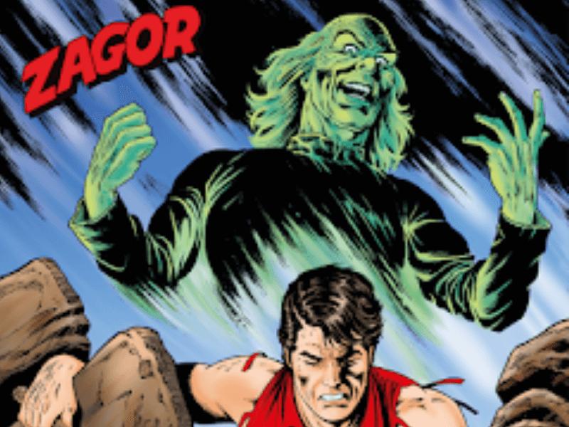 Il destino di Hellingen – Zagor n.650 (settembre 2019)