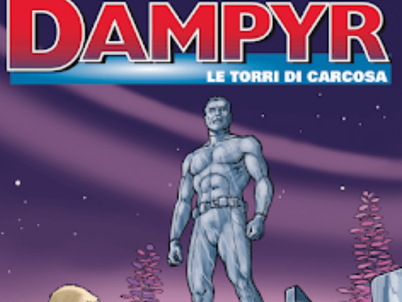 Le torri di Carcosa – Dampyr n.234 (settembre 2019)