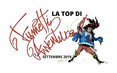 La TopFA di Settembre 2019