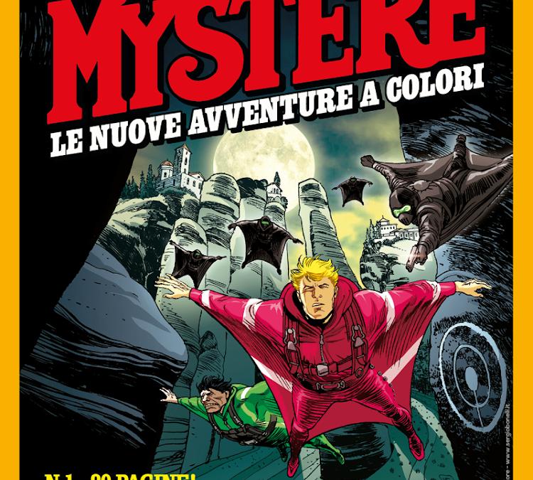 Un esempio di interventi correttori nel fumetto: dall'edizione Ashcan al primo numero delle Nuove Avventure di Martin Mystère