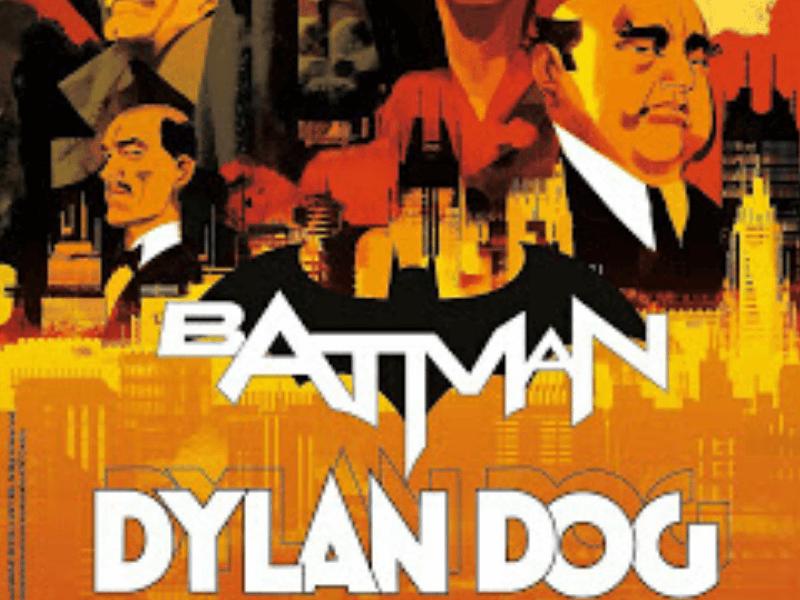A proposito di Dylan Dog/Batman e dei crossover SBE/DC Comics