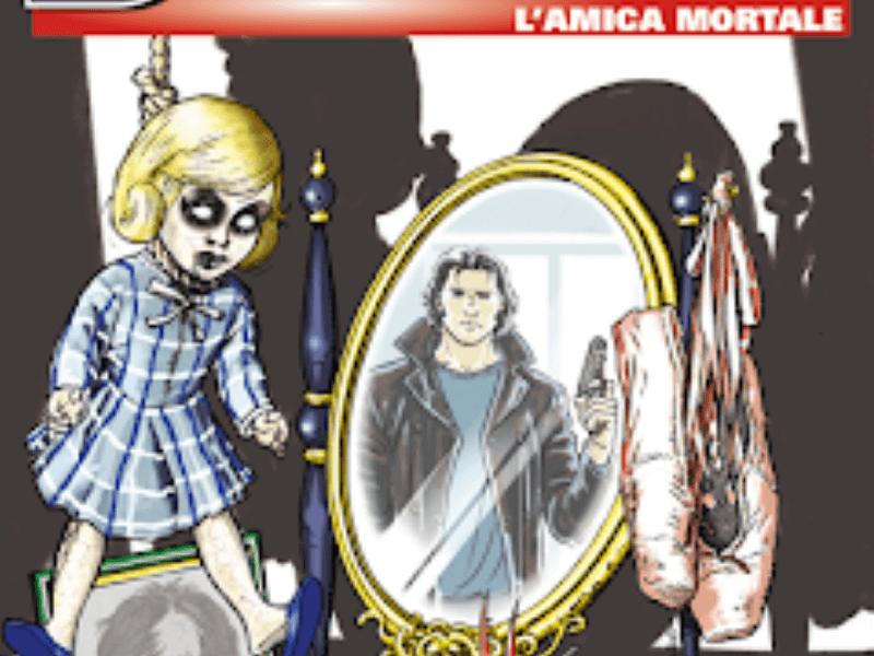 L'amica mortale – Dampyr 236 (novembre 2019)