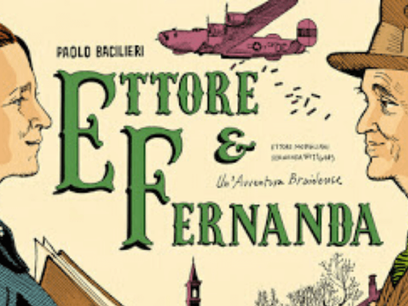 Ettore & Fernanda di Paolo Bacilieri (Coconino Press)