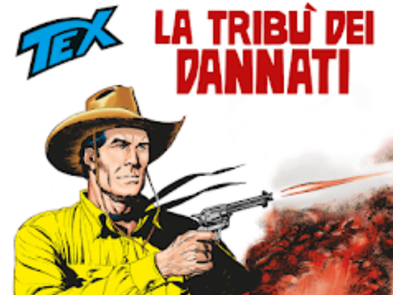 La tribù dei dannati – Tex n.708 (ottobre 2019)