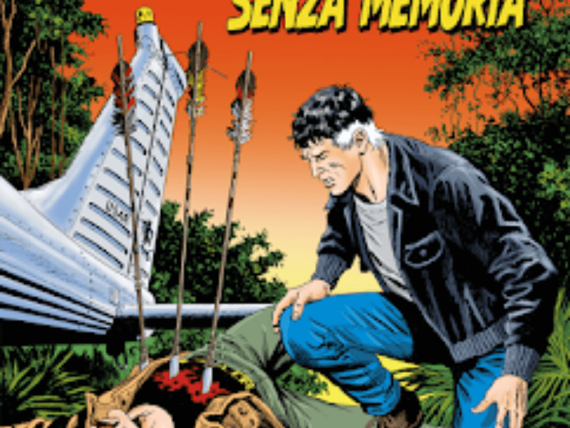La città senza memoria – Mister No le NA n.5 (novembre 2019)