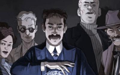 Guerra segreta – Tesla and The Secret Lodge n.0 (novembre 2019)