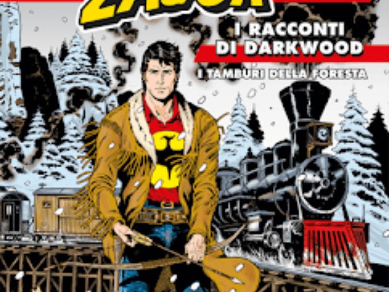 Tamburi nella foresta – Maxi Zagor n.37 (settembre 2019)