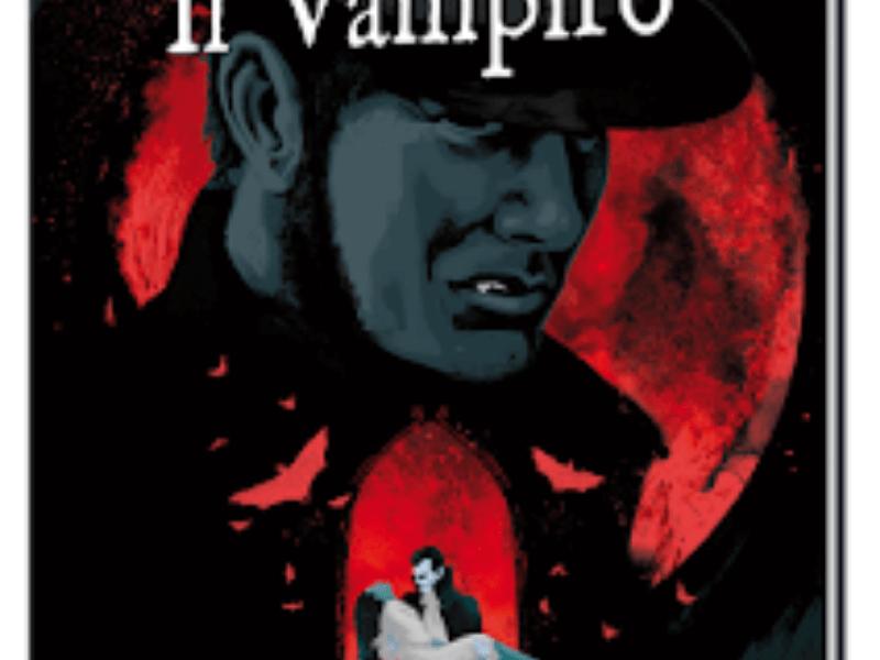 Le Interviste agli autori: Luca Franceschini (Il Vampiro, ed. NPE)
