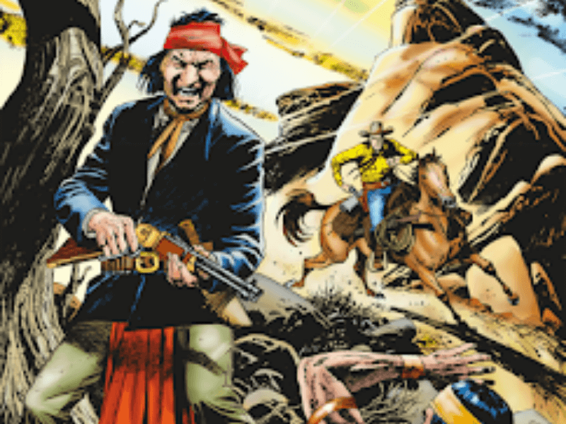 La furia di Makua – Tex n. 709