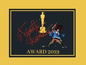 Fumetti Avventura Award 2019