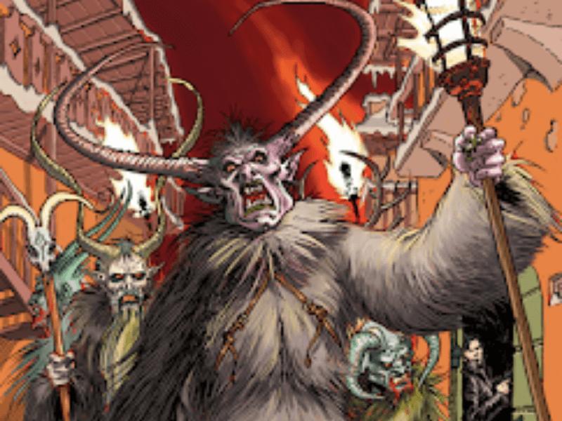 Krampus! – Dampyr n.237 (dicembre 2019)