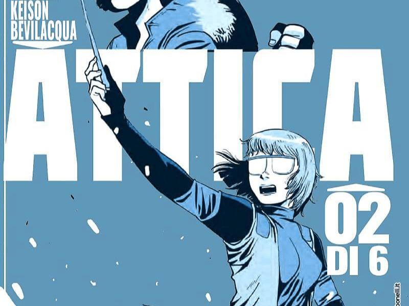 Attica 02 di Giacomo Keison Bevilacqua (dicembre 2019)