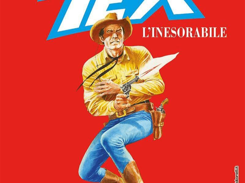 Tex l'Inesorabile di Boselli e Villa