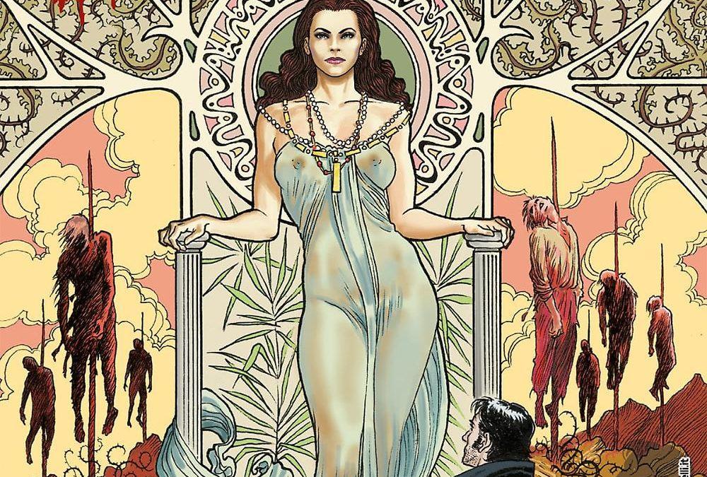 Roxana – Dampyr n.238 (gennaio 2020)