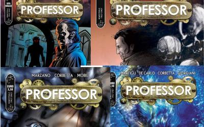 The Professor wants you!