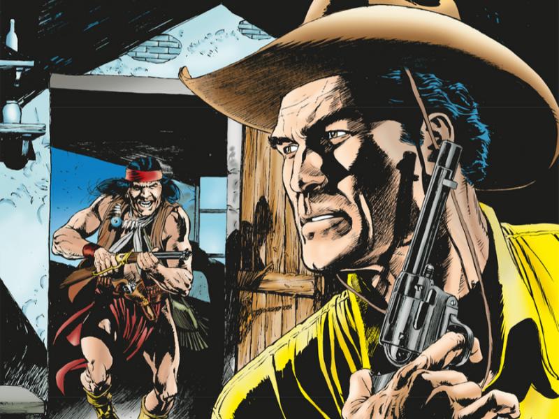 I vigliacchi e gli eroi – Tex n.711 (gennaio 2020)