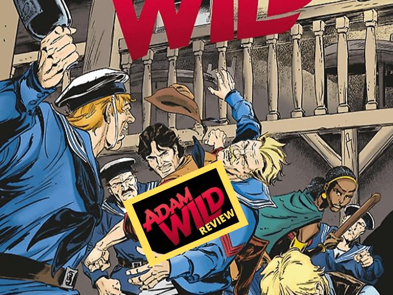 Adam Wild Review – Le notti di Mombasa (AW n.10)