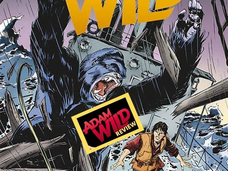 Adam Wild Review – L'Arca (AW n.12)