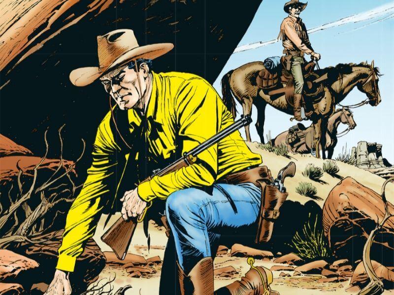 I forzati di Dryfork – Tex n.712 (febbraio 2020)