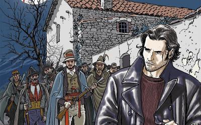 Il condottiero di Calabria – Dampyr n.239 (febbraio 2020)