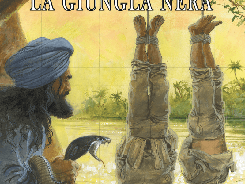 La giungla nera – Le Storie n.89 (febbraio 2020)