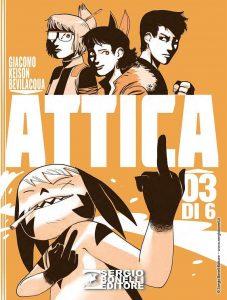 Attica 3 Bevilacqua