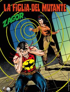 Zagor La figlia del mutante