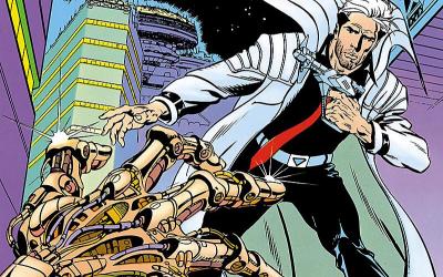 Agente Speciale Alfa – Nathan Never n.1 (giugno 1991)