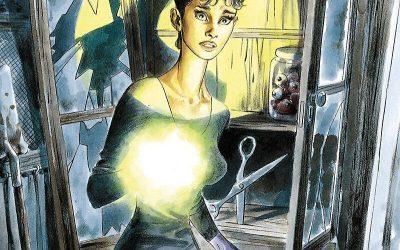 Gli occhi dell'abisso – Julia n.1 (ottobre 1998)