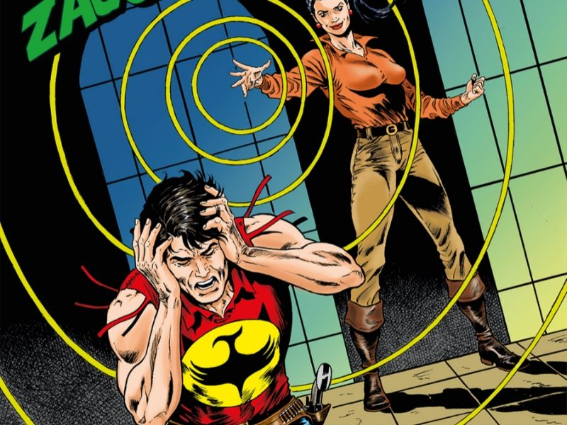 La figlia del mutante – Zagor n.656 (marzo 2020)