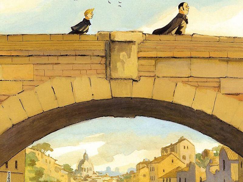 Le Antilogie di Mercurio – A passeggio per Roma. Mercurio Loi n.6 (ottobre 2017)