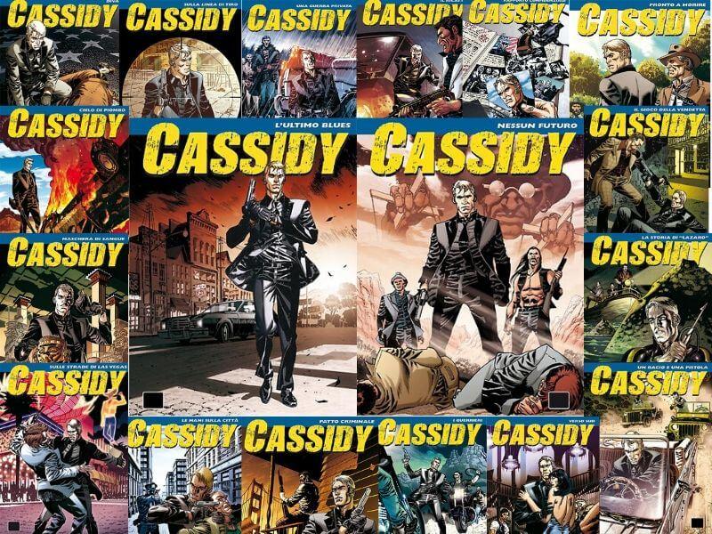 Cassidy la miniserie 2010-2011. Una retrospettiva.