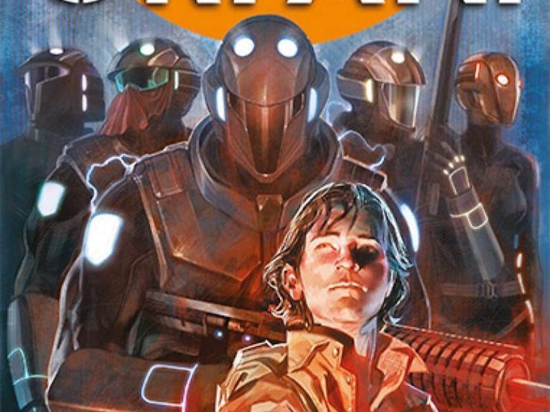 Piccoli spaventati guerrieri – Orfani n.1 (ottobre 2013)