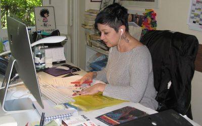 Il making of nell'emergenza COVID-19: il lavoro di Savina Bonomi