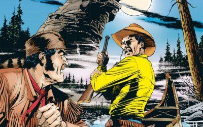 La rupe del diavolo – Tex n.714 (aprile 2020)