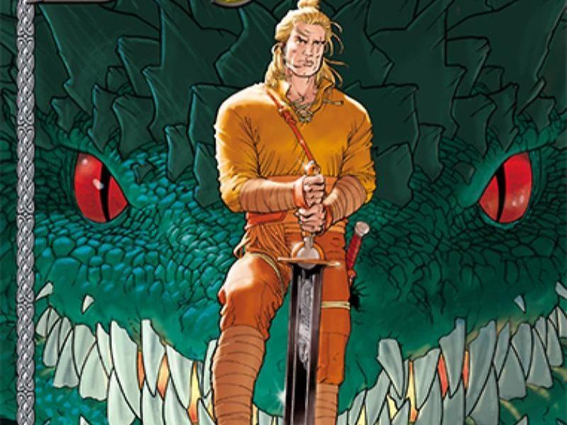 Il sangue del drago – Dragonero n.1 (giugno 2013)