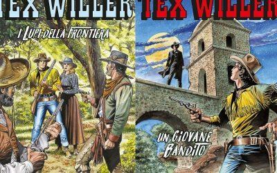 I lupi della frontiera – Tex Willer nn. 16-17 (feb./mar. 2020)