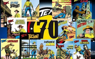 Tex 70 anni di recensioni: 1978