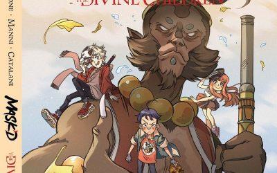Mask'd – The divine children di Manni, Monteleone e Catalani. Edizioni Star Comics