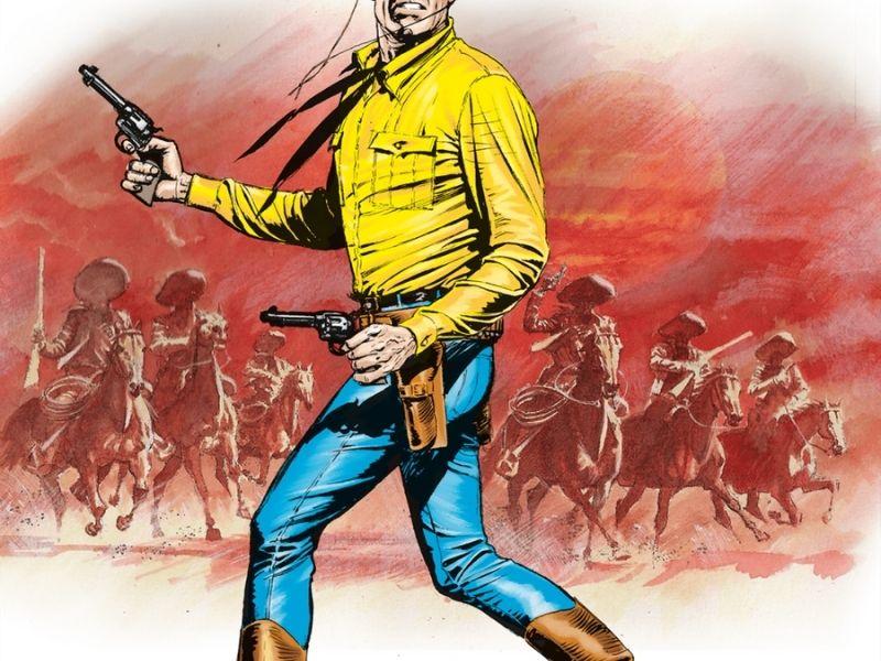 Guardia Rural – Tex n.717 (luglio 2020)