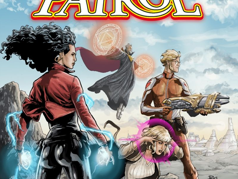 Magic Patrol n.1 (luglio 2020)