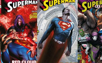 Superman 1-3 (giugno/luglio 2020)